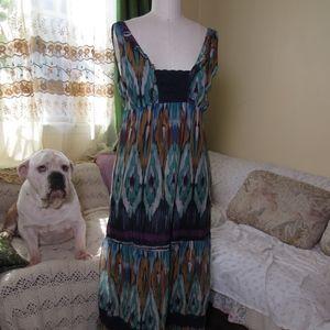 Xhilaration dress NWT, boho dress